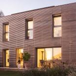 Construction d'une maison passive à Anglet
