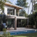 Construction d'une villa à Anglet Chiberta