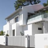 Construction d'une villa à Bidart Ilbarritz